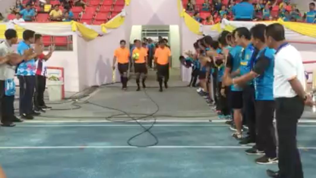 วิดีทัศน์ : การแข่งขันกีฬามวลชนสัมพันธ์ จังหวัดนนทบุรี มวก.นนทบุรีคัฟ ครั้งที่ 26-2